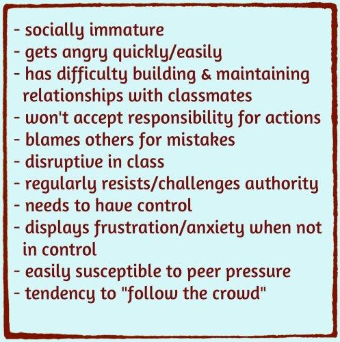 bullysymptoms